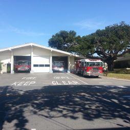 Tűzoltóállomás, Monterey, CA