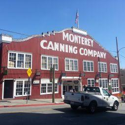 A volt szardíniás konzervgyár, Monterey, CA