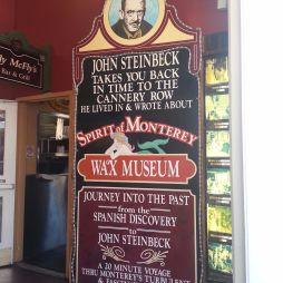 Steinbeck itt lakott rövid ideig