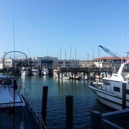 Fisherman's Wharf (Halászkikötő), SF