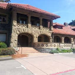 McLaren Lodge, Golden Gate Park