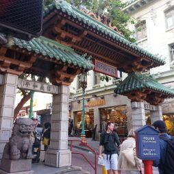 Dragon Gate Chinatown, SF