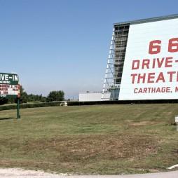 Autós mozi, Carthage, MO