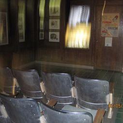 Vetítőterem a múzeumban