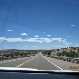 Úton Albuquerque felé