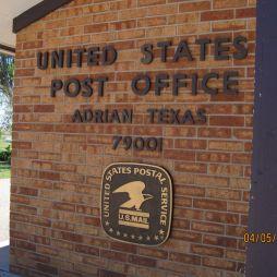Adriani postahivatal
