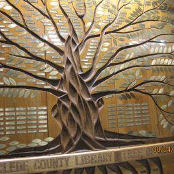 A Tudás Fája, Lebanon Megyei Könyvtár