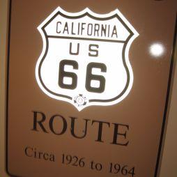 Route 66 Múzeum, Lebanon