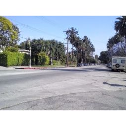 Hollywood walk, LA/CA