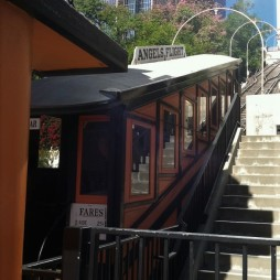 Angels Flight felvonó
