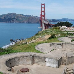 Presidio Battery Godfrey, SF