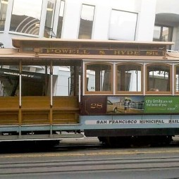 Hyde St. Cable Car, SF