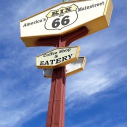 Kix on 66, Tucumcari