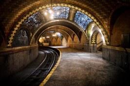 Old Line 6 Station