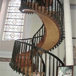 A varázslatos lépcső, Loretto Chapel, Santa Fe