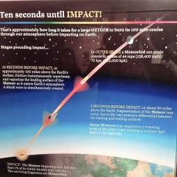 A múzeum, Meteor Crater, AZ
