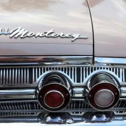 Mercury Ford Monterey 4-ajtós Hardtop 1963.
