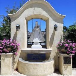 Templomkert, San Carlos katedrális
