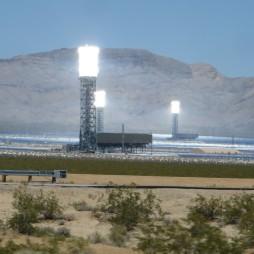 Tükrös solar-telep, Primm, NV