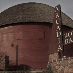 Round Barn (Kerek Pajta), Arcadia