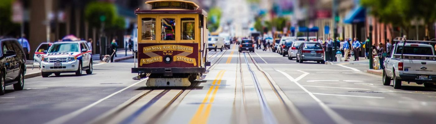Cable Car, SF