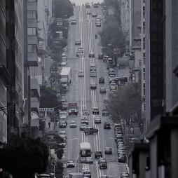 San Francisco utcáin...