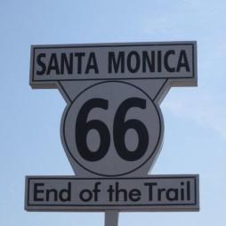 A 66-os út vége, Santa Monica Pier