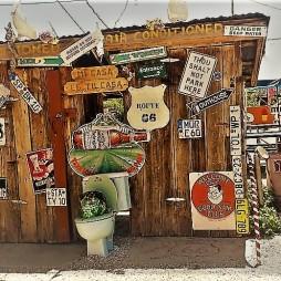 Vintage Look Seligman, AZ