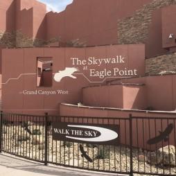 A Sky Walk épülete
