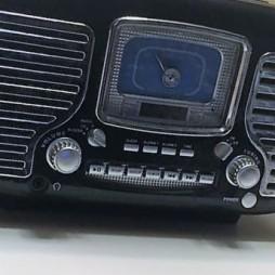 Retro-rádió a Safariban, Tucumcari