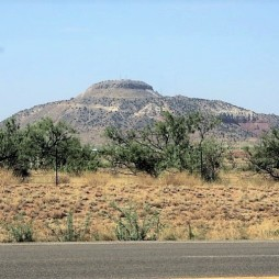 Tucumcari Mountains, NM