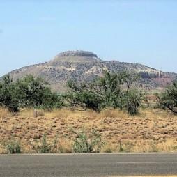 Tucumcari Mountains, NM