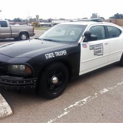 Egy mai patrol a helyi rendőrörsön