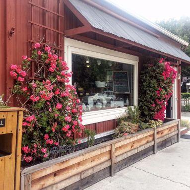 A Matter of Taste kajázó-kávézó a kis Cambriában/CA, ahol a legdrágább kávét ittuk egész Amerikában.