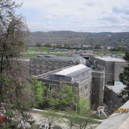 West Point látkép