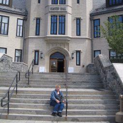 West Point Museum, valamikor a Ladycliff College épülete, West Point