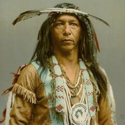 Arrow Maker, chippewa törzs.