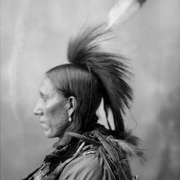Big Fox (Nagy Róka), Arapaho, 1898.