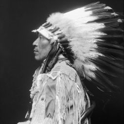 Black Wolf, cheyenne 1913.