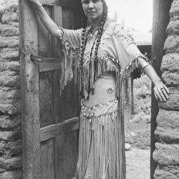 Cherokee hölgy