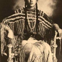 Cherokee lány