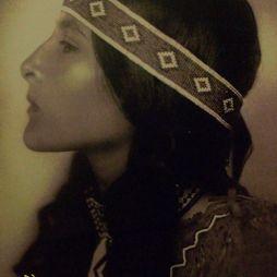 Cherokee nő