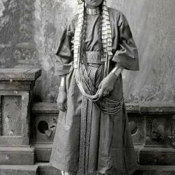 Dakota nő, 1898.
