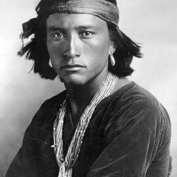 Navaho fiú