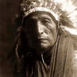 Left Hand Bear, Oglala Sioux Chief, 1899