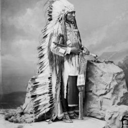 Little Wound (Kicsi Seb), Oglala 1877.