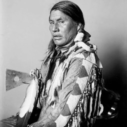 Little Dog Blackfoot, 1903.
