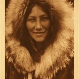 Ola Noatak, Fotó: Edward Curtis ca. 1927.