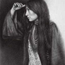 Zitkala Sa Red Bird, Yankton Sioux.