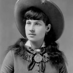 Annie Oakley joeleriksson.com